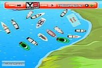 Play Kayak Boat Parking game
