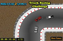 Play Truck Racing Challenge game