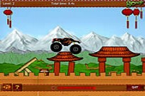 Play Monster truck china game