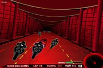 Play 3D Neon Race 2 game