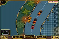 Play Underground Racing Kings game