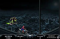 pelata Spiderman Rush 2 peli