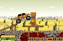 Play Monster Hummer 2 game