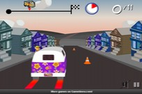 Play A Smokey Ride game