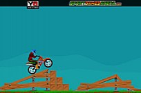 Play Road Cross Bikers game