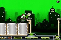Play Ben10 Drive game