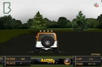 Play Jeep Race 3D game
