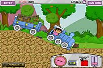 Play Dora Train Express Game game