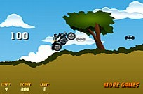 Batman Bike spel