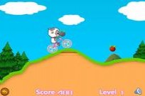 Play Goat on Bike game
