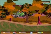 Play Motorcycle Forest Bike game