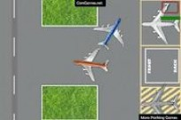 Play JFK Airplane Parking game