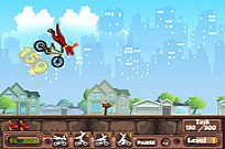 Play Rex Stunts game