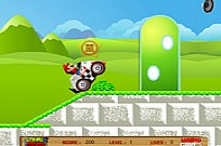 Play Mario Mini Car game