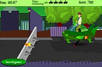Play Ben 10 Rescue the Princess game