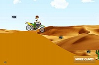 Play Ben 10 Moto Trip game