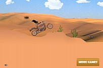Play Batman Sahara game