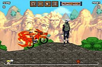 Naruto Game Bike Misión