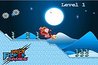 Play Ice Xmas Drive game