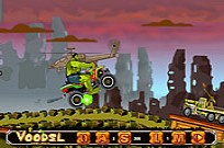 Play Hulk Ride game