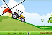 Play Ben 10 Tractor game