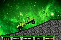 Play Ben 10 Aliens Truck game