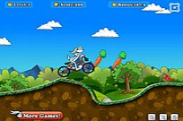 Play Bugs Bunny Biking game