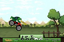 Play Hulk Stunts game