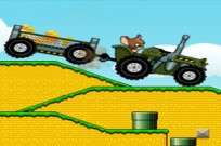 Play Jerry Driving  Tractor game