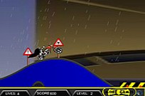 Batman Drive Game