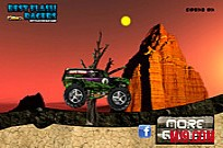 Play Monster Dust Race game