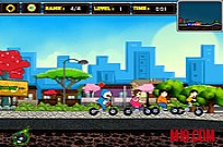 Doraemons Racing Game