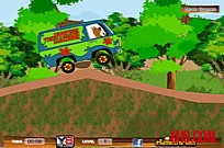 Scooby Doo game drive