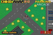 Play Airplane Hangar Parking game