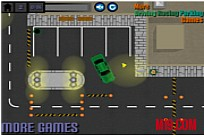 Play Town Obstacle Parking game