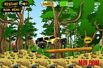 Play Extreme Explorer Truck game