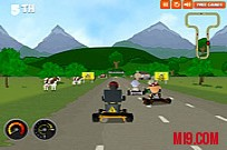 Play Karting Super Go game