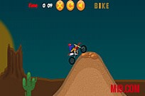 Play Desert Bike Challenge game