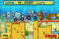Play Spongebob Tractor 2 game
