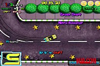 Play Spongebob Speed Car Racing 2 game