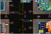 Play Vegas Traffic Mayhem game