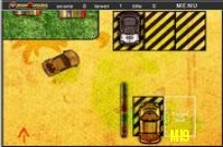 Play Paper Car Parking game