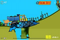 Play Billy's Truck Adventure game