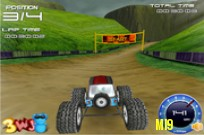 Play Big Foot 3D game