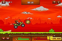 играть Crazy Golf Cart-2 игра