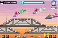 Play Star Airship Racing game