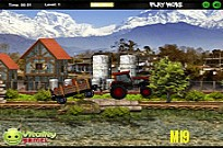 Play 4 Wheeler Tractor Challenge game
