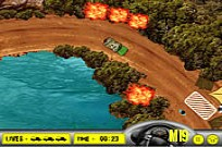 Play Fire Rescue game