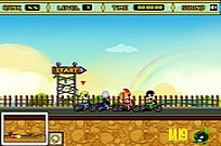 Play Powerpuff Girls Racing game