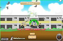 Play Fish Truck game